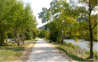 """Spaziergang an der """"Verdon"""""""